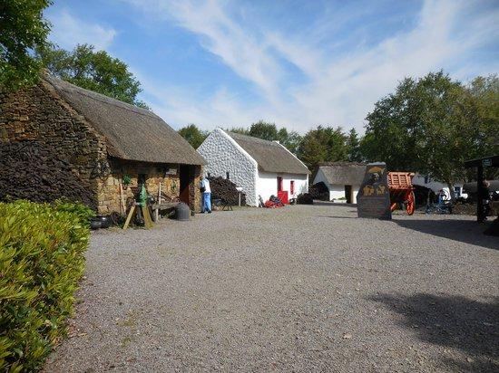 Kerry Bog Village Museum: Bog Village Cottages