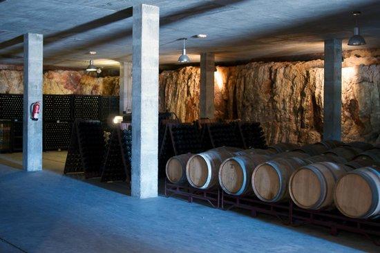 Bodegas Binifadet: The Cave at Binifadet (c) Josh Murray