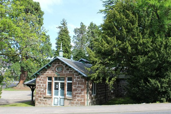Bay Highland Hotel: The nearby Spa Pump House