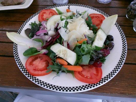 La Fontana Pizzeria & Italian Restaurant: Mista Salad