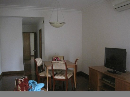 Riverside Serviced Apartments: lovely appartment