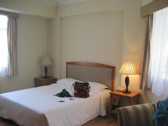 Riverside Serviced Apartments: bedroom