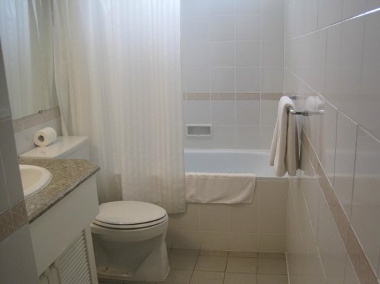 Riverside Serviced Apartments: perfect clean!