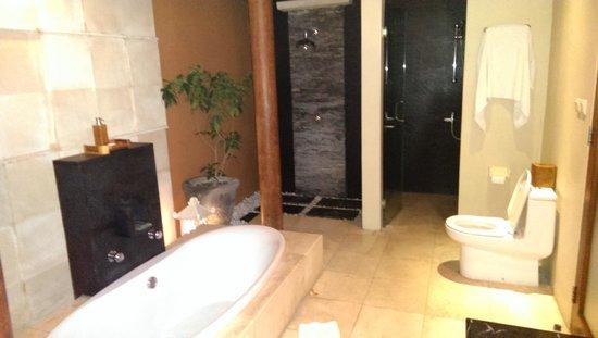 Bhavana Private Villas: bathroom