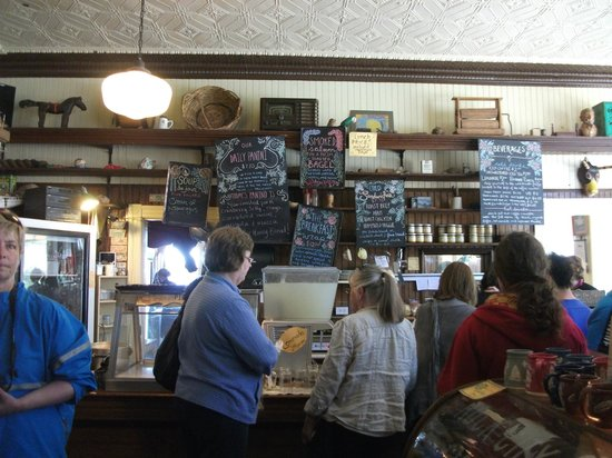 LaHave Bakery : Lots of choices