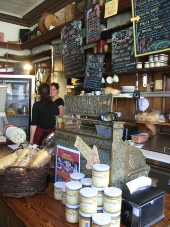LaHave Bakery : Interior