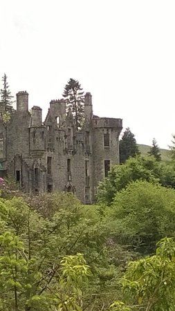Glendaruel, UK: Dunan's Castle