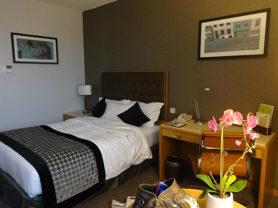 DoubleTree by Hilton Luxembourg : Standard double room