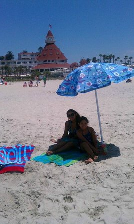 Coronado Island: Away just with my love