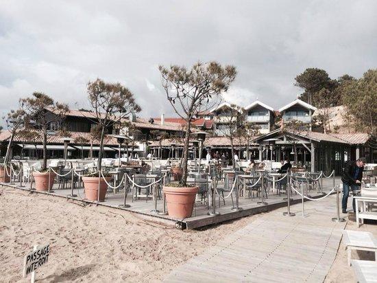 La Co(o)rniche : la terrasse