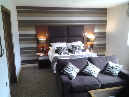 Ettington Chase Hotel: Bedroom