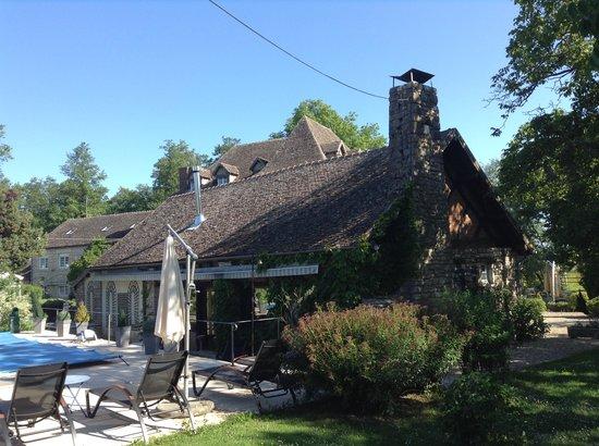 Moulin d'Hauterive : salle Lucien Pommier