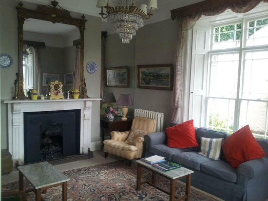 Rosleague Manor Hotel : Lounge