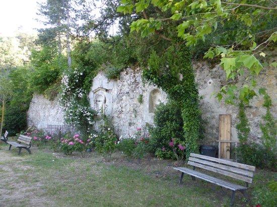 Roses picture of le jardin d 39 eden tournon sur rhone for Le jardin d eden