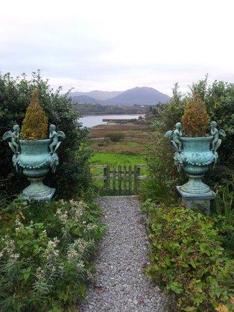 Rosleague Manor Hotel: Gardens