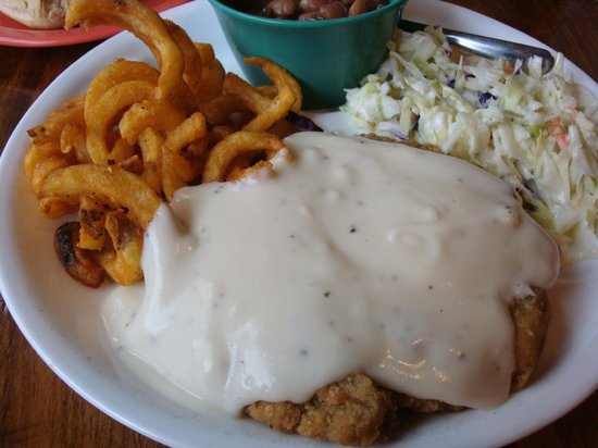 Fried Pie Co and Restaurant .: Chicken Fried Steak Special