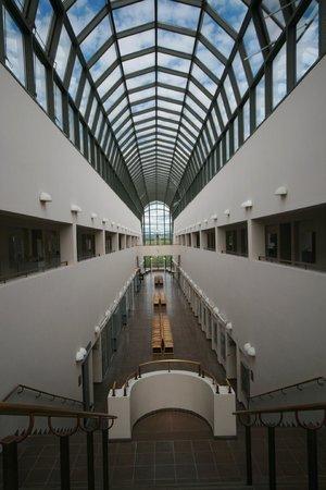 Arktikum: Museum interior
