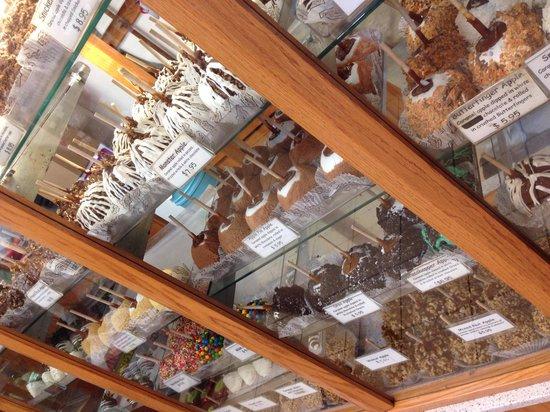 Ontario Mills : チョコレート屋さん!甘くて良い香り、
