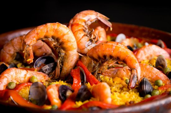 Paella a Barraca