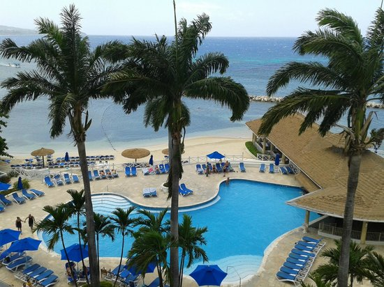 Sunscape Splash Montego Bay : View from the room