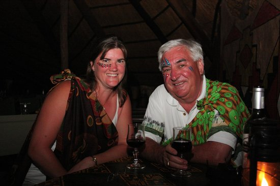 The Boma - Dinner & Drum Show: Enjoying Boma Night
