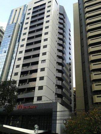Mercure 7 de Setembro: Exterior do Hotel