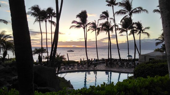Westin Maui Resort And Spa: View from the resort
