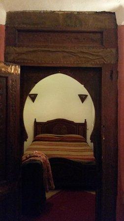Riad de l'Orientale : La camera