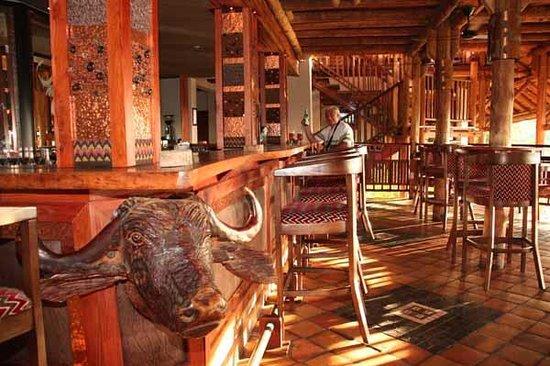 Imbabala Zambezi Safari Lodge : The Bar