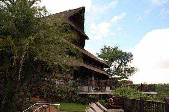 Imbabala Zambezi Safari Lodge : The Lodge