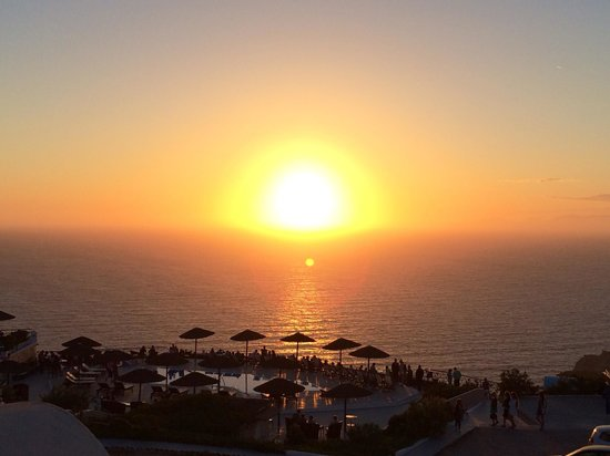 Ochre Restaurant: Beautiful sunset
