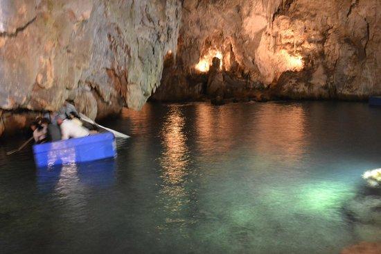 Gruta de la Esmeralda (Grotta dello Smeraldo): la gruta