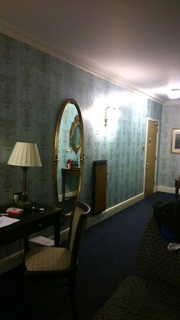The Gretna Chase Hotel: Paoloe franchesca bridal suite.we :-)