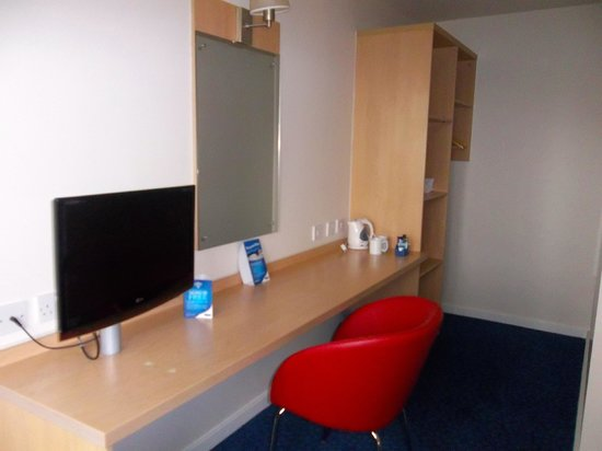 Travelodge Nottingham Central Hotel : Room's Facilities