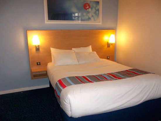 Travelodge Nottingham Central Hotel : Quality Renovated Bed