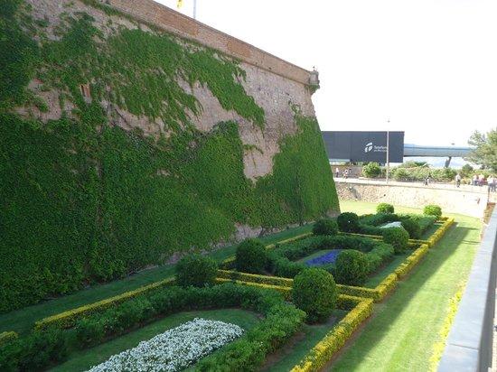 Parque de Montjuic (Parc de Montjuïc): Fortaleza de montjuic