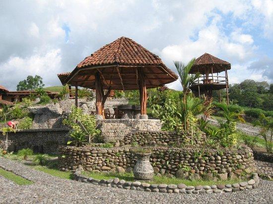 Majestic Lodge: Viewing Gazebos.