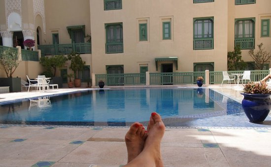 Palais Faraj Suites & Spa : Pool