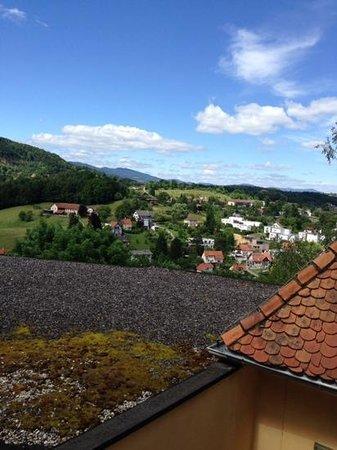 Hotel Pfeifer Kirchenwirt: veiw from room