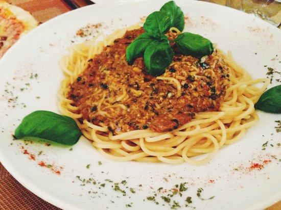 Brasserie L'insolite : Awesome pasta pistou