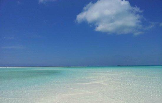 Playa Paraiso: Playa Paraíso, Cayo Largo, Cuba