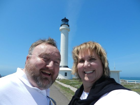 Point Arena Lighthouse: Enjoy a visit, Climb that Tower
