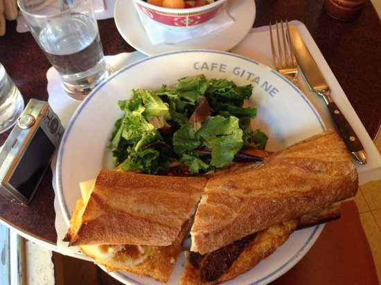 Cafe Gitane : Always on point!