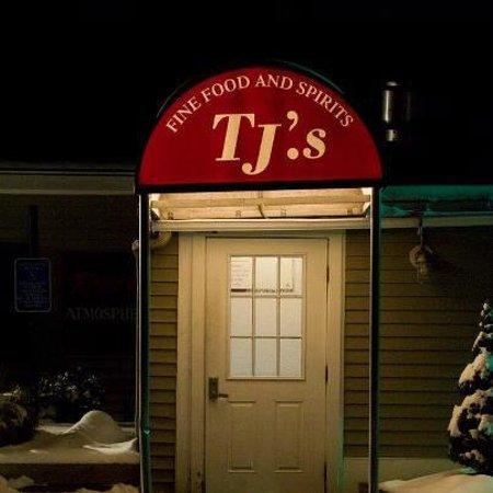 T.J. Spirits: TJ's Entrance