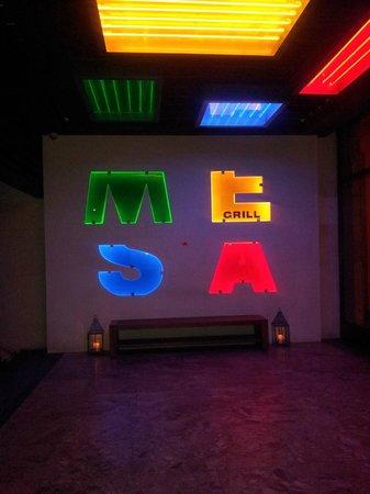 Mesa Grill : Mesa @ night