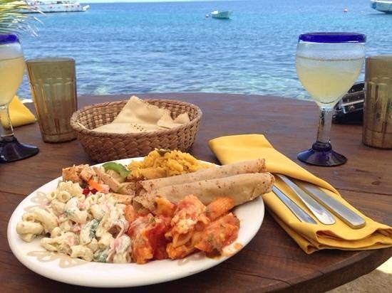Vallarta Adventures - Las Caletas Beach Hideaway : Wonderful lunch with amazing service!