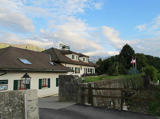 Hotel de Gruyeres Wellness & Seminaires: Hotel