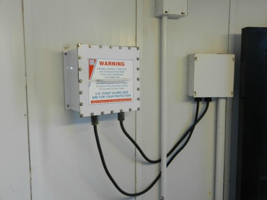 Point Arena Lighthouse: Electronic Controller for Today's Beacon Light