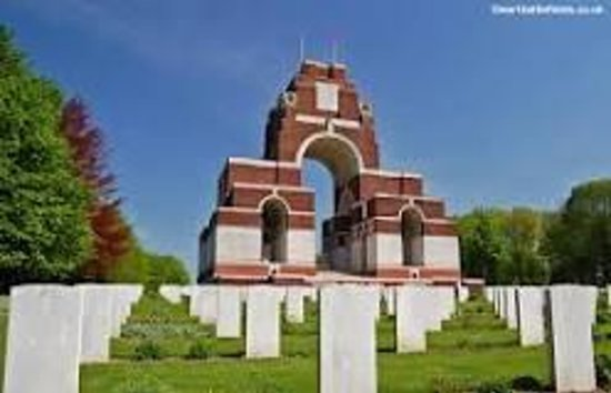 Mémorial de Thiepval : very moving
