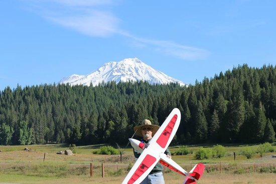 Fridays RV Retreat & McCloud Fly Fishing Ranch: More Good Times At Bob Friday's RC Field